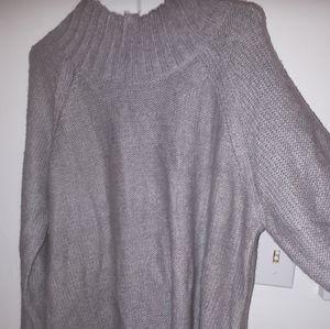 Tops - Long grey  long sleeve tshirt size xxl